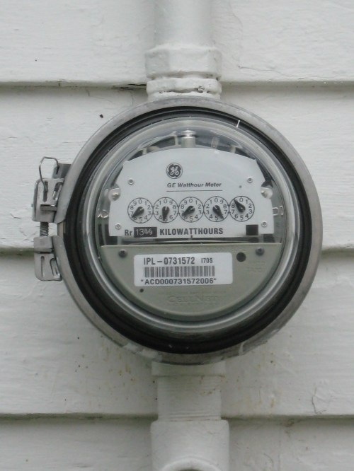 small resolution of nearly any home still using one of these is in need of an electrical upgade 100a meter base