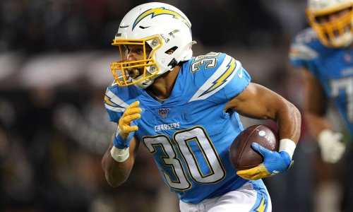 Value of RB Targets in PPR Leagues 2021 Fantasy Preview Los Angeles Chargers Best Ball ADP Ecosystem Three players to buy 2021 offseason Dirty Dozen Week 2 King Fantasy Sports