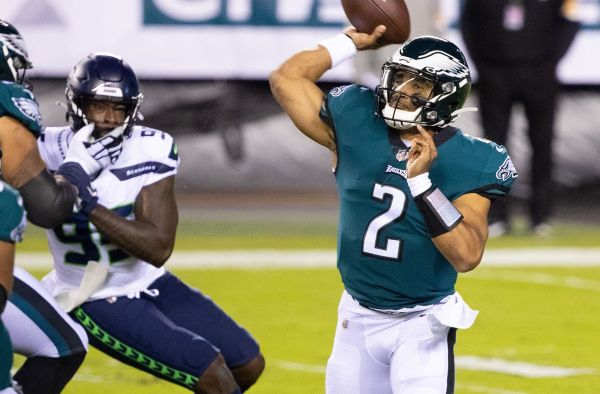 DraftKings Showdown 2020: Washington @Philadelphia Waiver Wire Week 16 King Fantasy Sports