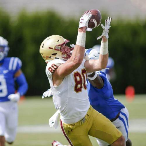 Rookie Profile Hunter Long NFL Draft 2021 Sleeper TE King Fantasy Sports