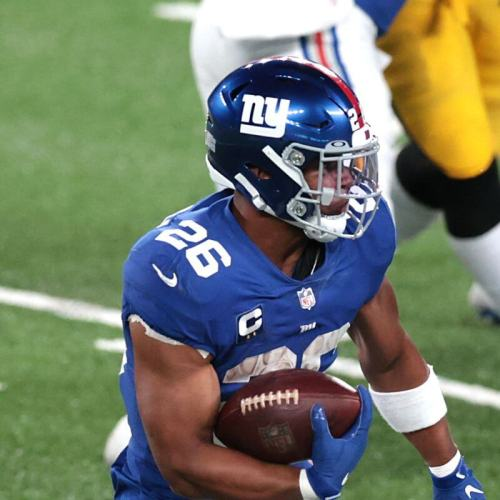 What to do with Saquon Barkley King Fantasy Sports