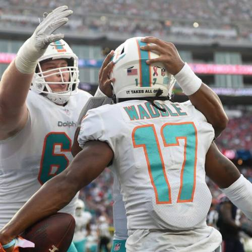 DraftKings Showdown 2021 Miami @Jacksonville King Fantasy Sports