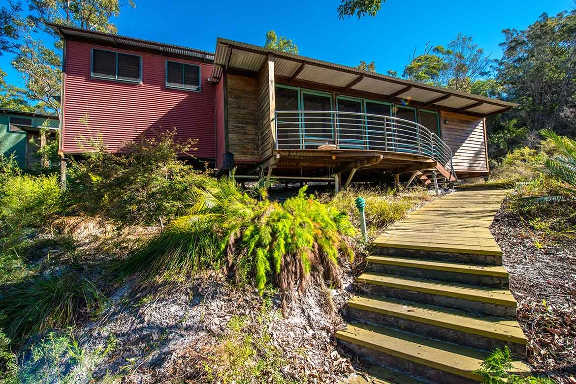 Wilderness Lodges  Kingfisher Bay Resort  Fraser Island Accommodation
