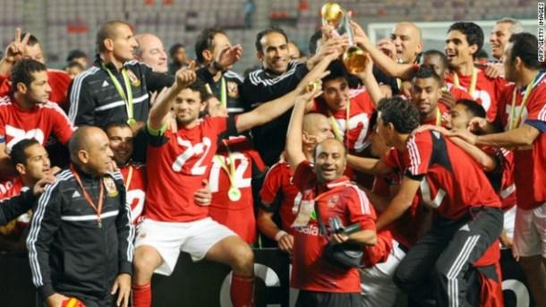 Al Ahly - CAF Awards