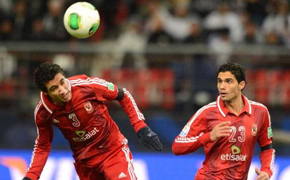 Rami Rabia and Mohamed Naguib vs monterey - Al-Ahly Club World Cup