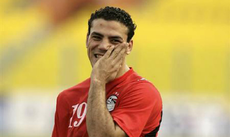 Amr Zaki joins Contractors