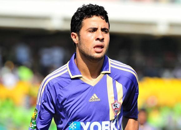 Zamalek's Mohamed Ibrahim