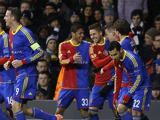Salah - FC Basel's Pharaohs