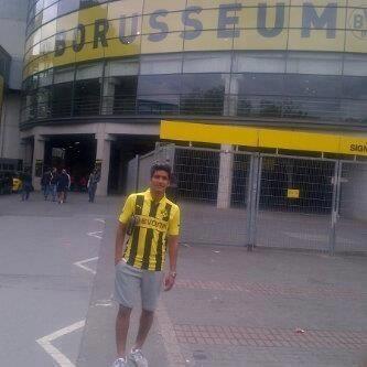 Saleh Gomaa - Dortmund