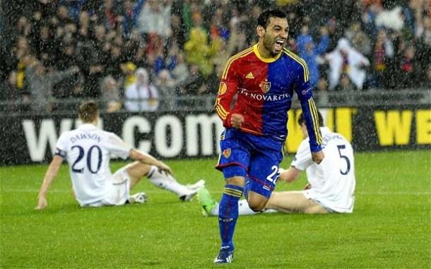 Salah vs Tottenham