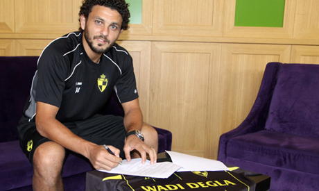 Hossam Ghaly signs for Lierse