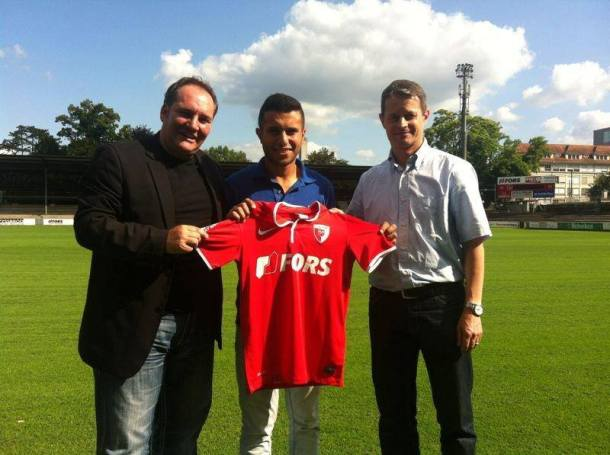 Sherif Ashraf - FC Biel-Bienne