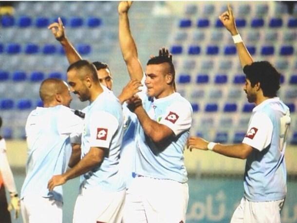 Amr Zaki goal