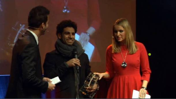 Mohamed Salah - Best player in Switzerland