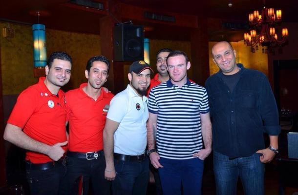 Wayne Rooney - Sharm El Sheikh, Egypt