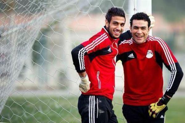 Ahmed El-Shennawy injury