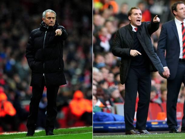 Mourinho vs Rodgers