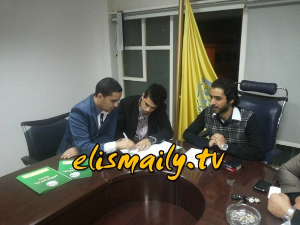Essam signs for Ismaily