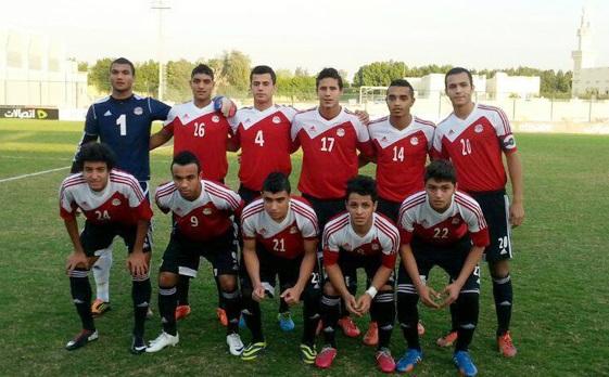 Egypt fail U20