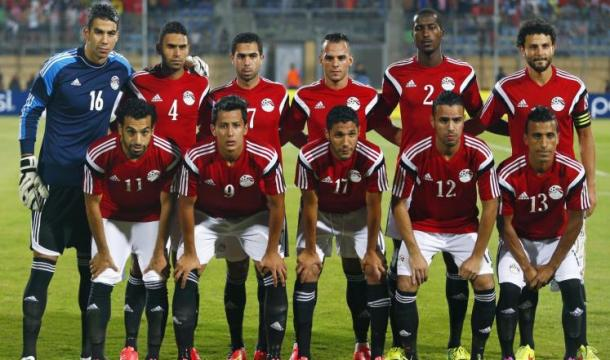 four players Egypt