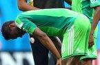 Nigeria Fail Qualification