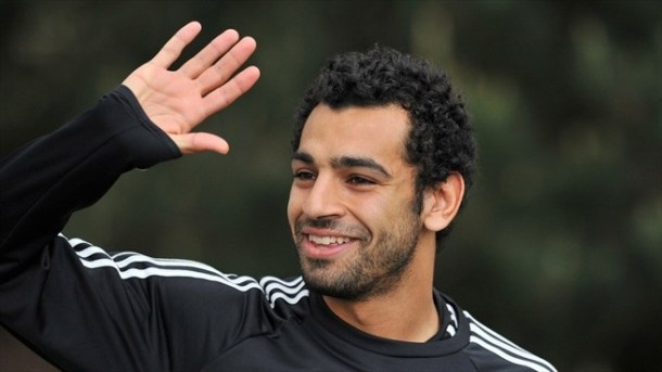 Salah leaves