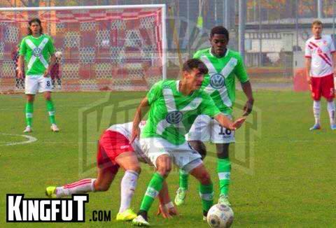 Rhami-Jasin Ghandour Wolfsburg