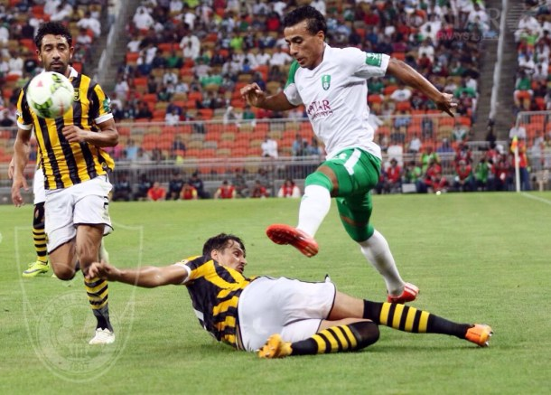 Abdel-Shaft with Ahli Jeddah