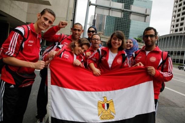 Egypt - Special Olympics