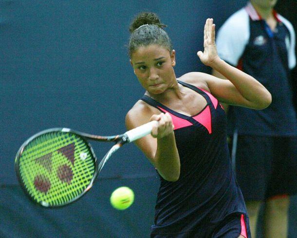 Sandra Samir - Tennis