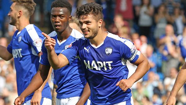 Photo: Chesterfield official Twitter.