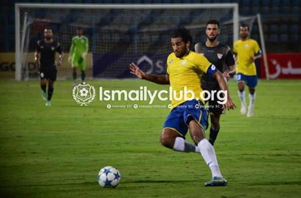 Ismaily SC official Facebook page