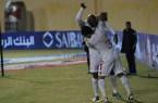 Shikabala celebration after goal.