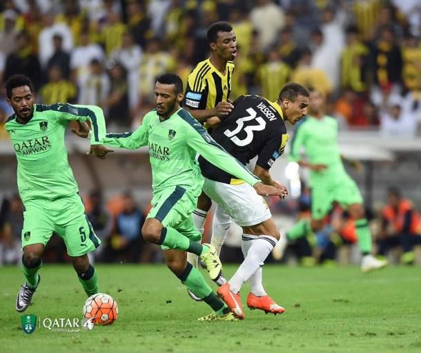 Ahli reach Crown Prince Cup final
