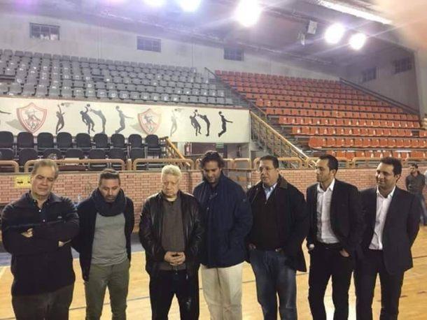 Zamalek's new management