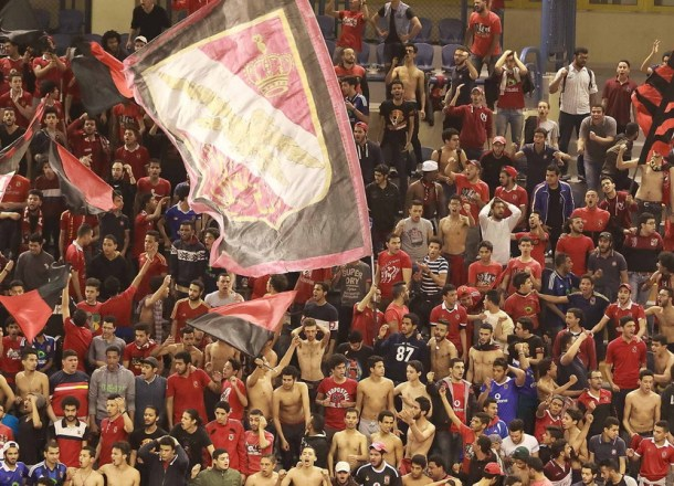 volleyball Ahly Zamalek