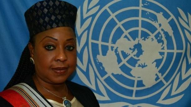 Fatima Samoura