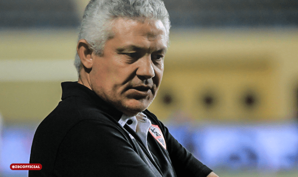 OFFICAL: Mohamed Helmy resigns as Zamalek manager