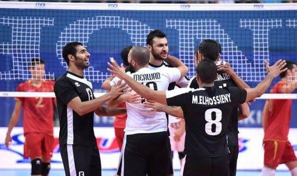 Photo via Facebook : Egypt Sports Network