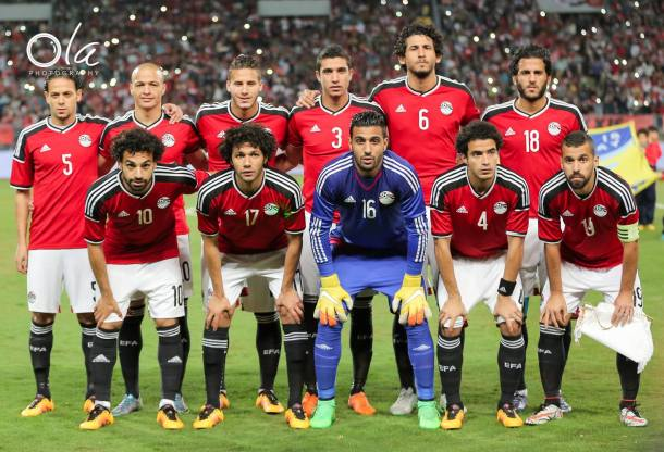 Egypt FIFA rankings