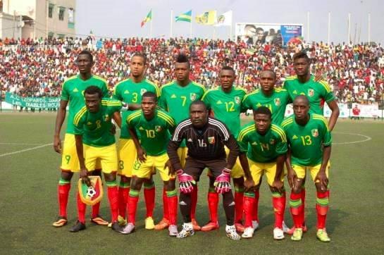 Facebook: Congo Brazzaville Football