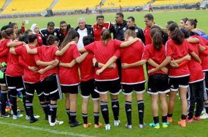 Egypt Cameroon AWCON