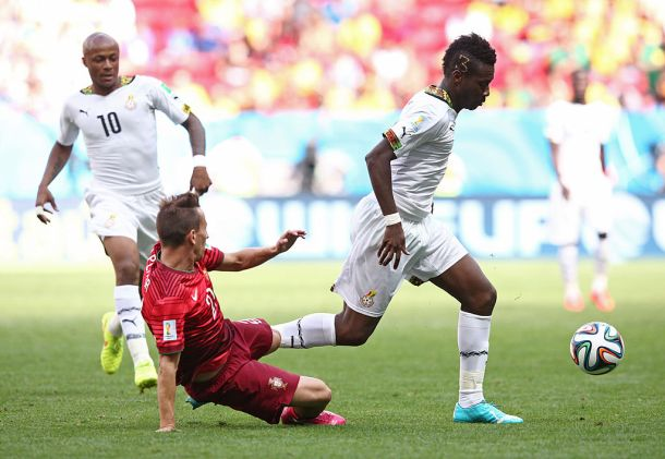 Ghana beat FC Bunyodkor ahead of AFCON