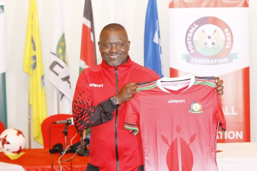 Kenya reappoint Jacob 'Ghost' Mulee as head coach