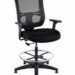 Executive Drafting Chair Broyhill Bonded Leather Manager King Hong