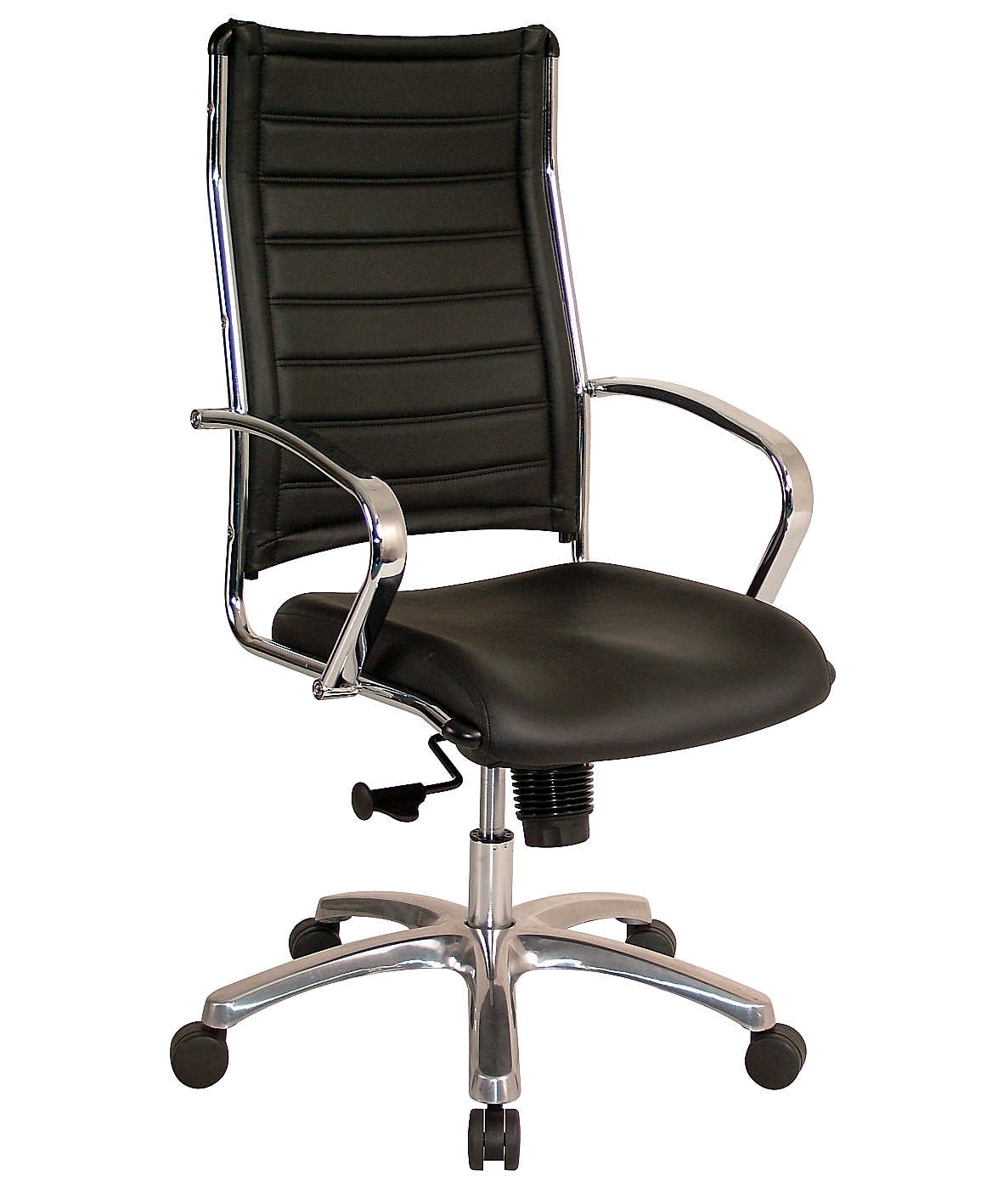 executive drafting chair desk position leather