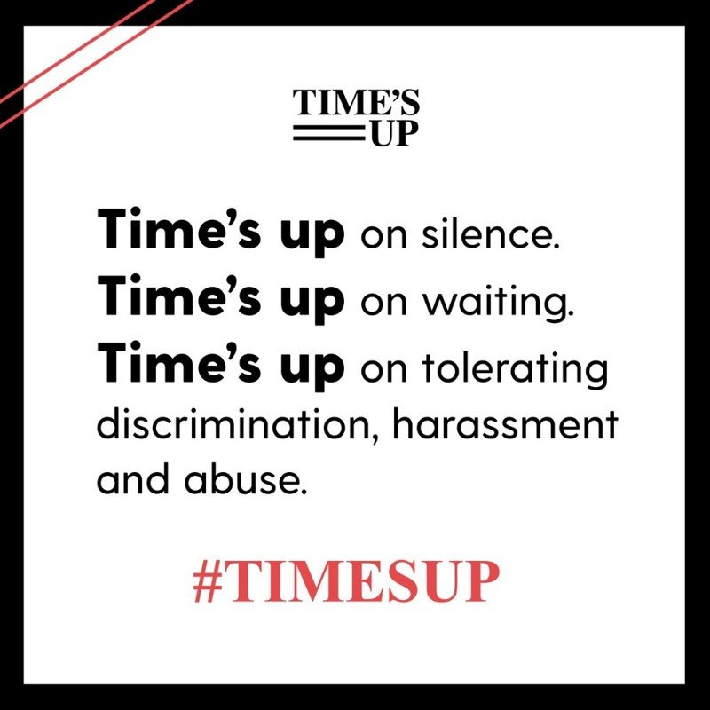 The+Time+Is+Up+Movement:+Ending+Sexual+Harassment