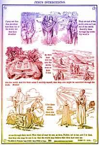 John Chapter 17: Jesus Interceding
