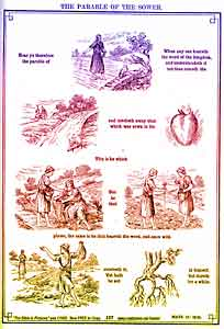Matthew Chapter 13: The Parable of the Sower