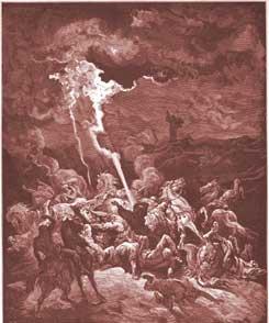 2 Kings Chapter 1: Elijah Destroys the Messengers of Ahaziah
